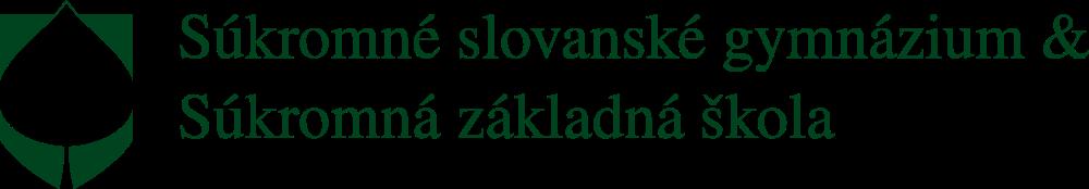 Súkromné slovanské gymnázium & Súkromná základná škola